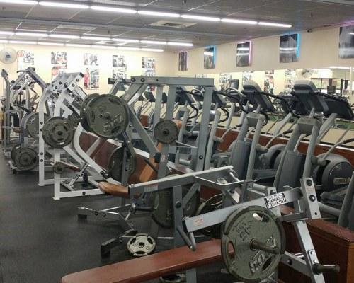 gym facility kinetix 24
