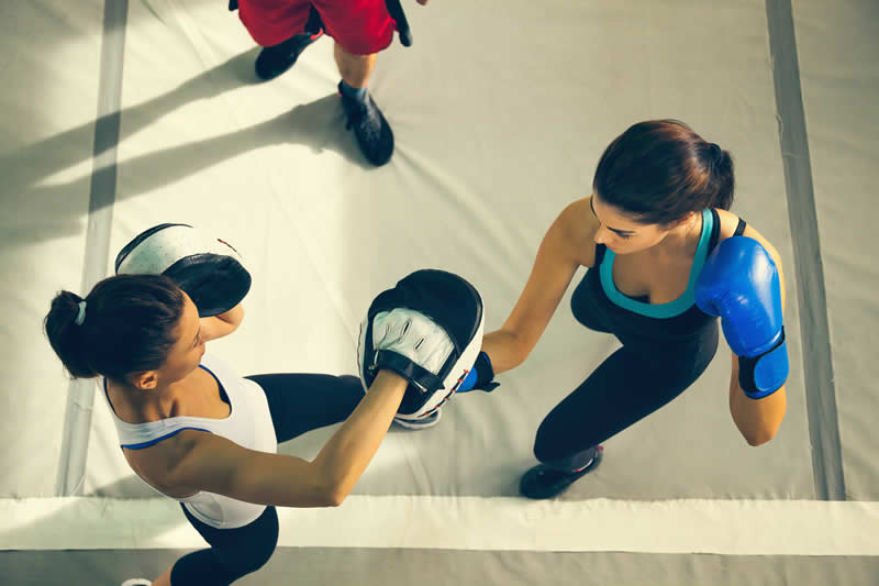 Boxing Fit Camp